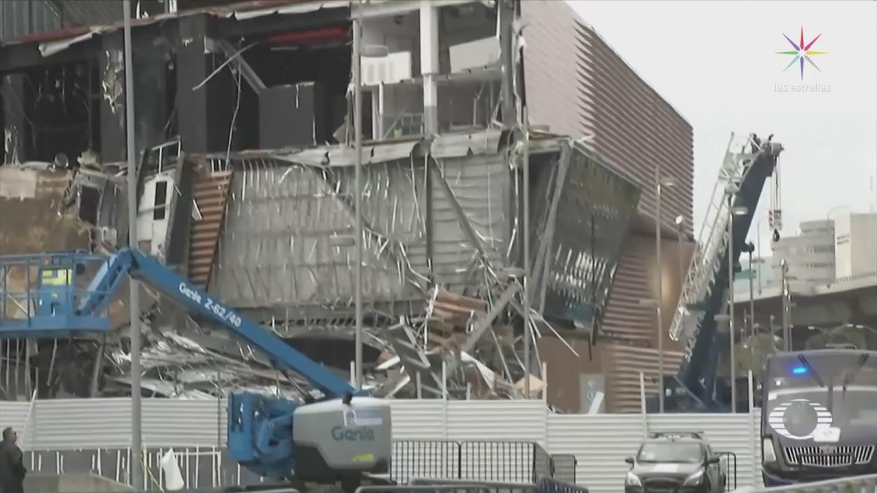 Plazas comerciales serán revisadas colapso en Artz Pedregal