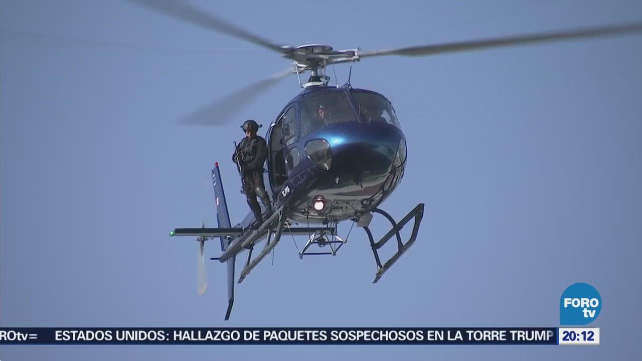 Policías Capitalinos Inician Operativo Cóndor CDMX
