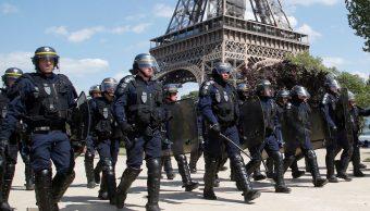 París cerrará la torre Eiffel y se blindará para Copa