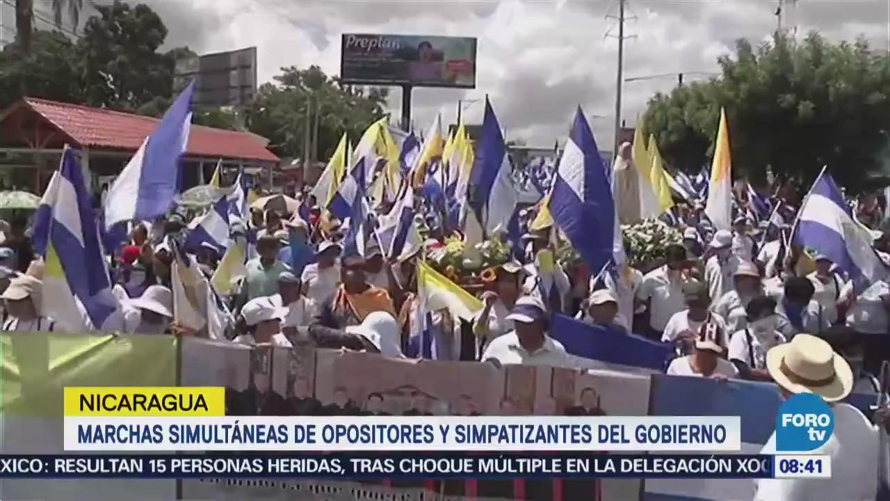 Inicia Éxodo Migrante Nicaragüenses