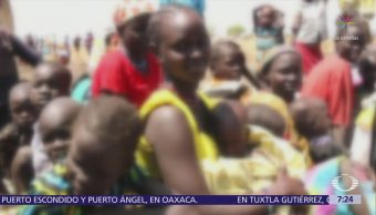 Rescatan a 80 niños retenidos en la capital de Sudán