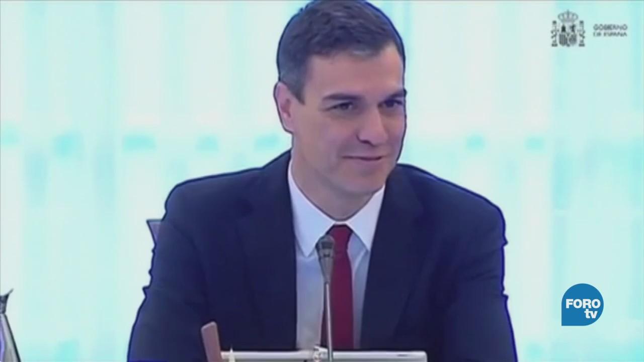 Retos que enfrenta el gobierno español