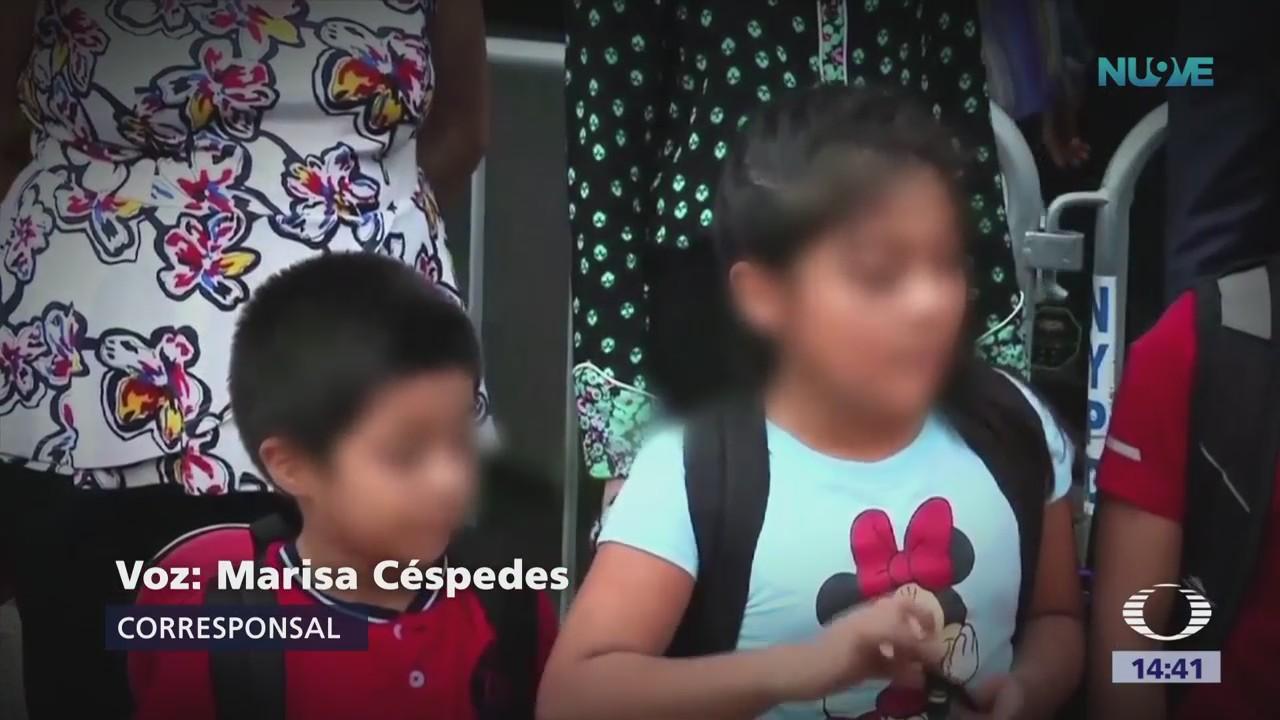 Sólo Mil 800 Niños Migrantes Fueron Reunidos Padres Eu