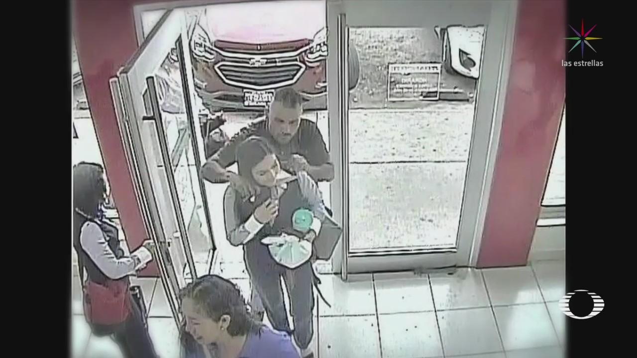 Terror en banco de Hermosillo por toma de rehenes