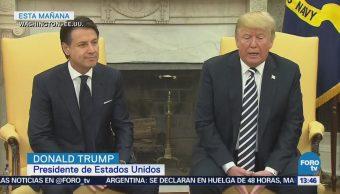 Trump Amenaza Cerrar Gobierno Aprueba Congreso Eu Muro