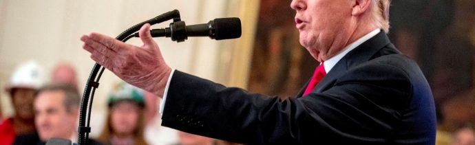 Trump amenaza con gravar productos chinos por 500 mil mdd