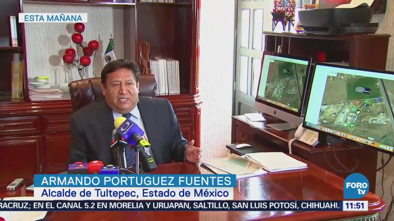 Tultepec confirma que talleres de pirotecnia siniestrados tenían permisos