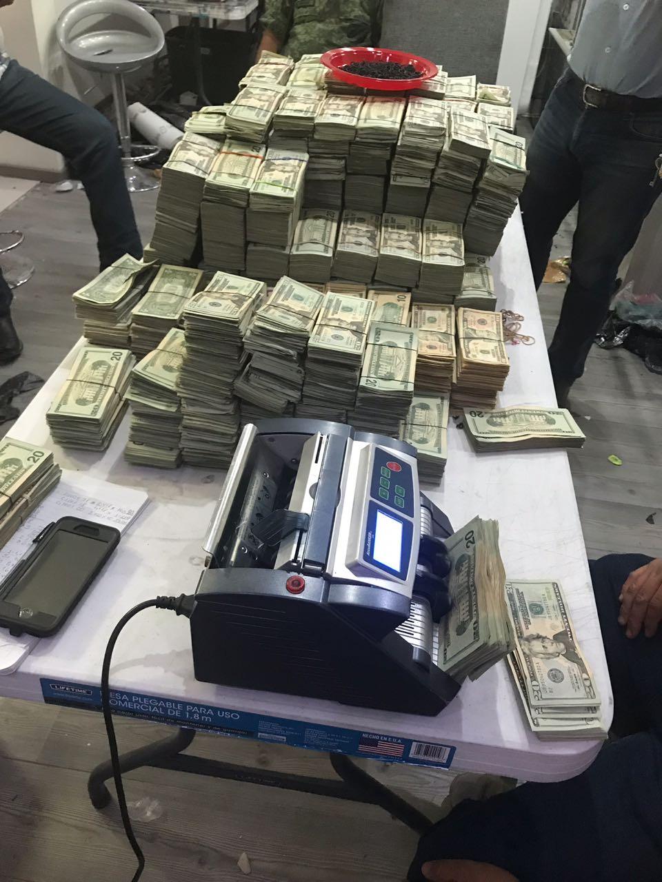 aseguran cocaina arsenal y mas mdd matamoros tamaulipas