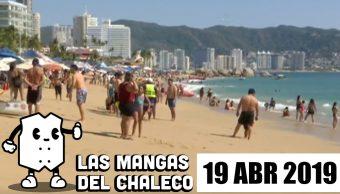 FOTO: Las Mangas del Chaleco: AMLO y su ventaneada a los gasolineros, la ley seca y... las vacaciones, 19 ABRIL 2019