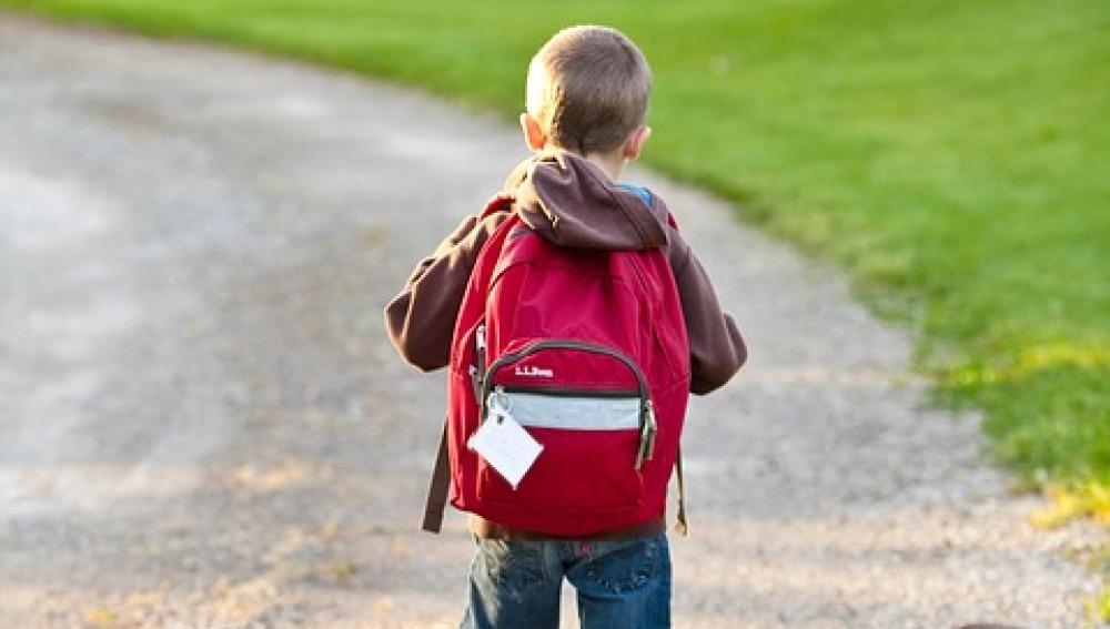 Rara enfermedad Niño de 6 años luzca como anciano