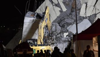 Cifra de muertos por derrumbe en Génova asciende a 35