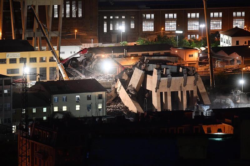 Atlantia cae 25% en Bolsa de Milán