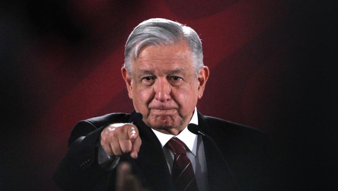 foto Andrés Manuel López Obrador 9 julio 2019