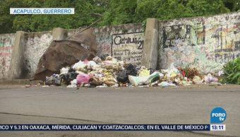 Acapulco enfrenta problemas con el servicio