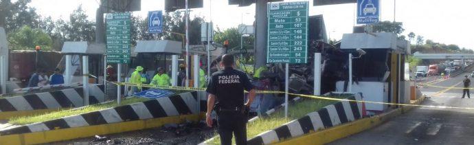 Accidente en autopista Guadalajara-Tepic deja un muerto