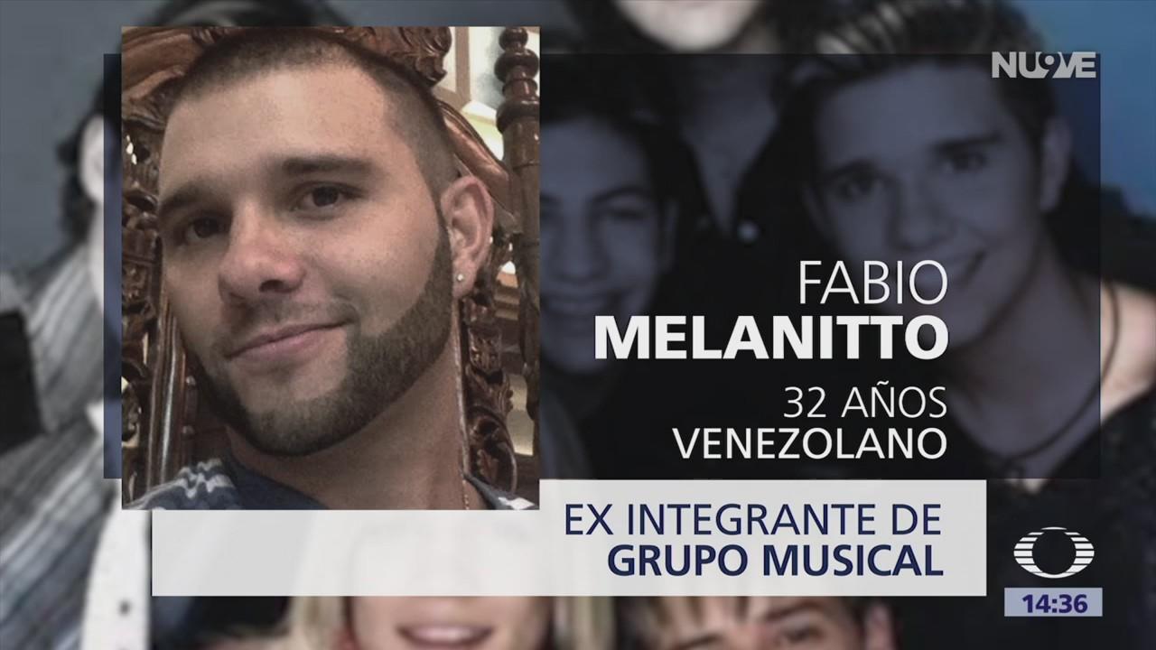 Asesinan a Fabio Melanitto en la CDMX