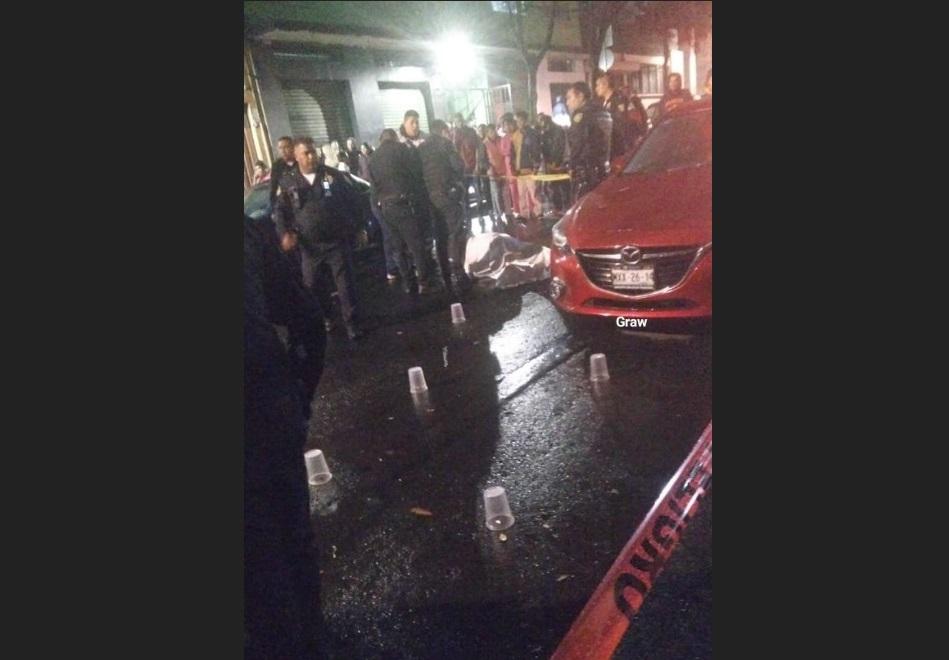 Balacera deja 2 muertos en delegación Miguel Hidalgo, CDMX