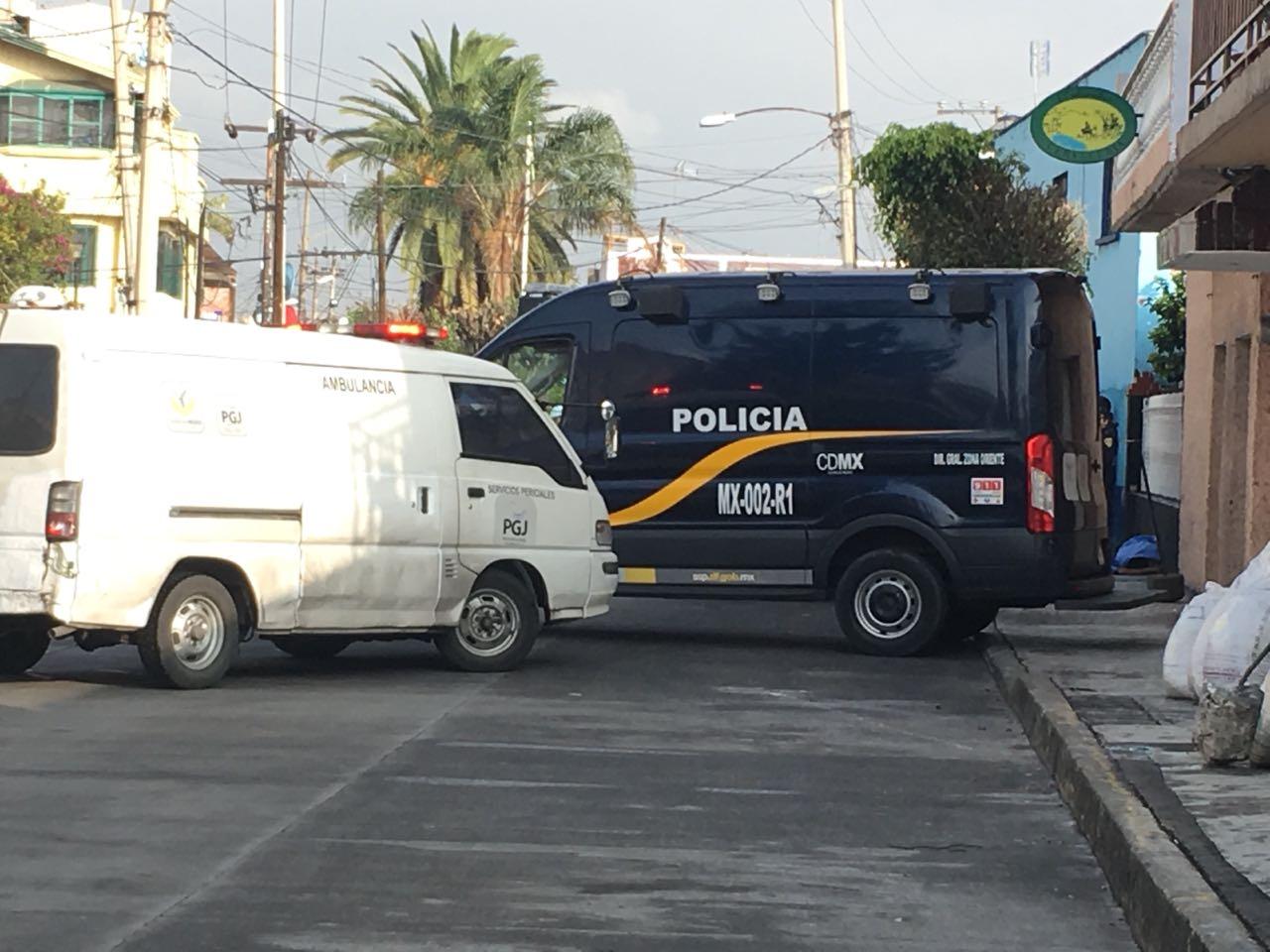 Balacera en Iztapalapa deja un hombre y una mujer muertos