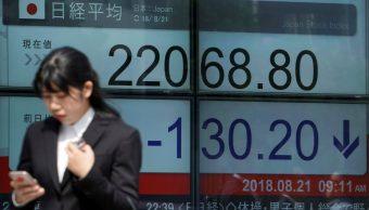 Bolsa de Tokio cierra al alza, impulsada por bolsas de China