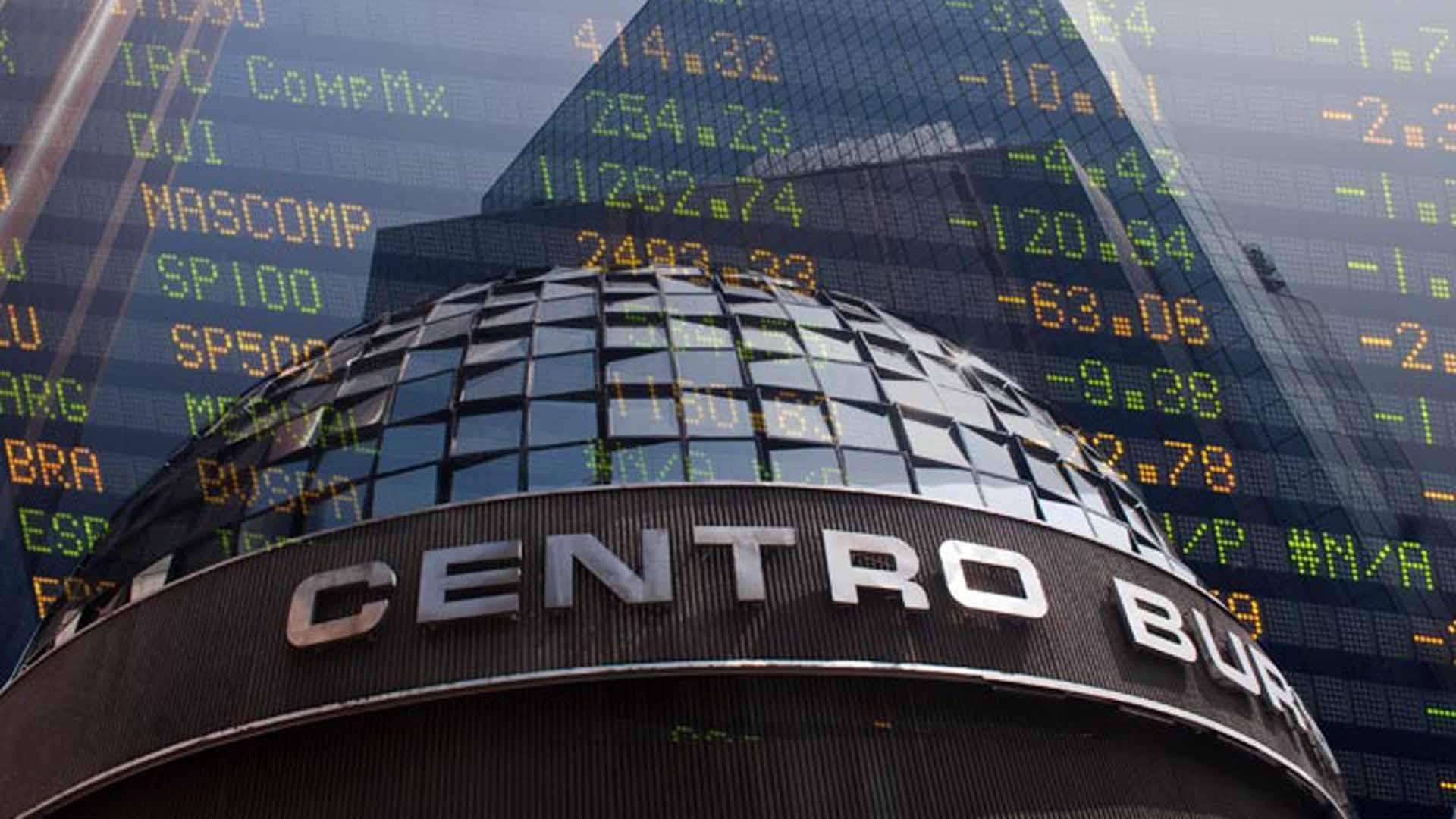 Bolsa Mexicana de Valores extiende ganancias a media sesión