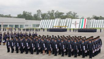 Heroico Colegio Militar: se gradúan 287 cadetes