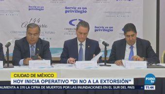 Canaco: 61% de comercios sufren de asaltos en CDMX