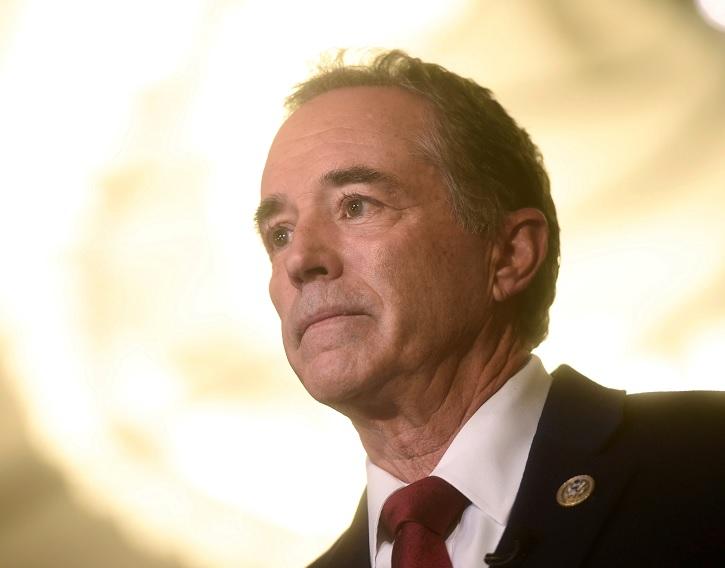 FBI arresta a congresista republicano Chris Collins