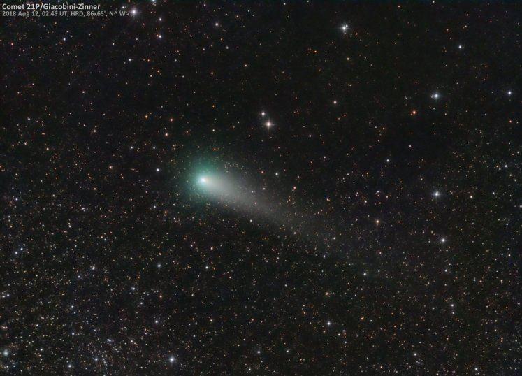 Cometas se acercarán a Tierra y podrás verlos con binocular