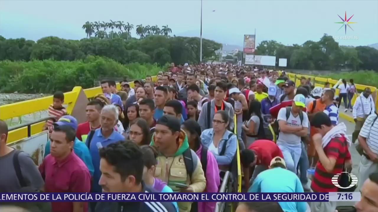 Venezuela - Emigrar o no Emigrar... he ahi el problema?? Cucuta-colombia-concentra-a-cientos-de-refugiados-venezolanos-1951251