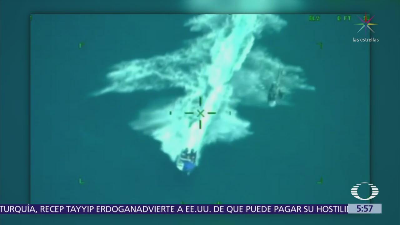 Decomisan Acapulco embarcación con más de mil kilos cocaínaDecomisan Acapulco embarcación con más de mil kilos cocaína