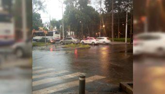 Tardan 15 horas para reparar fuga de agua en Álvaro Obregón