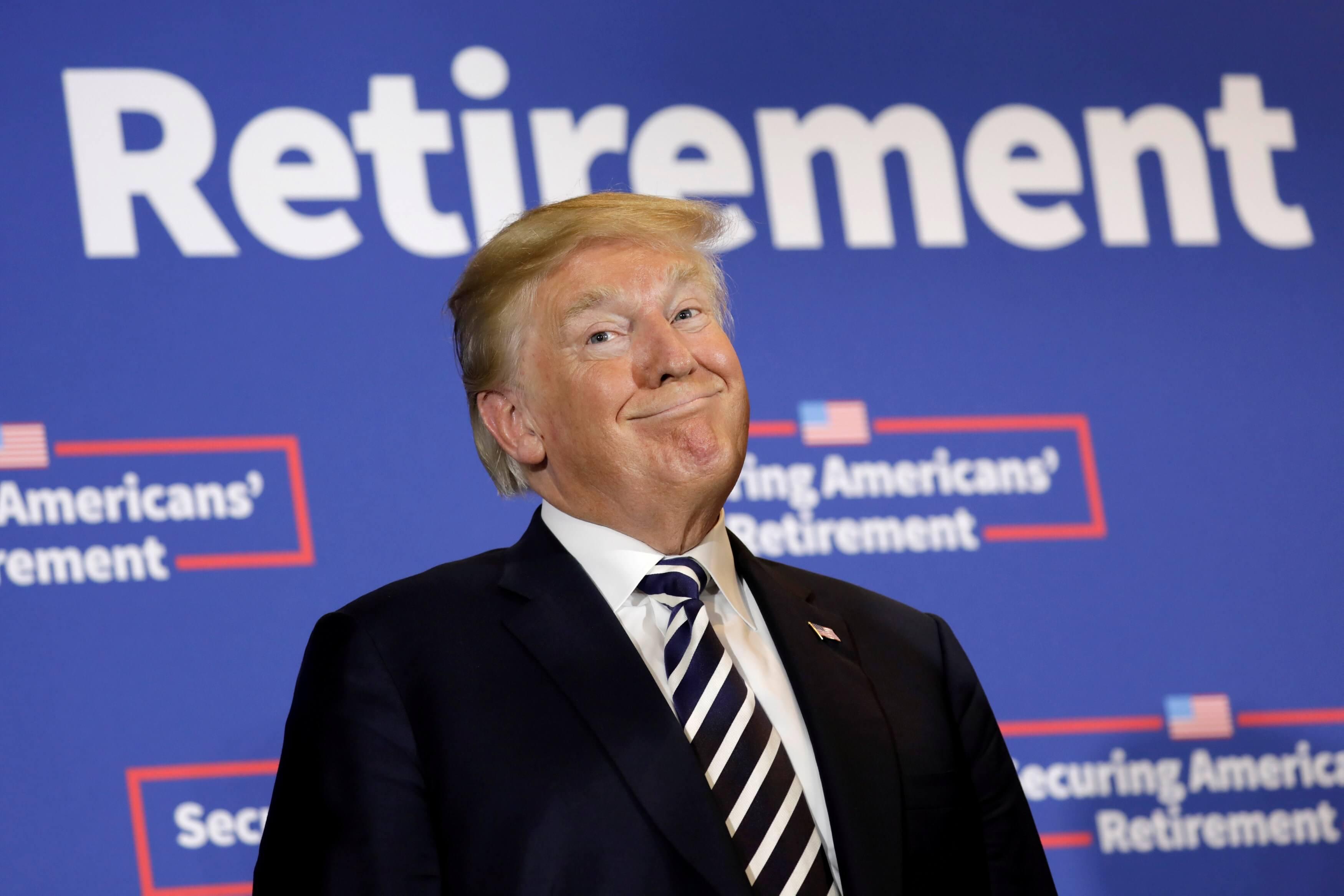 Trump notifica al Congreso de acuerdo comercial con México