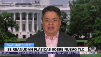 Ebrard y Alfonso Romo podrían unirse a negociaciones TLCAN