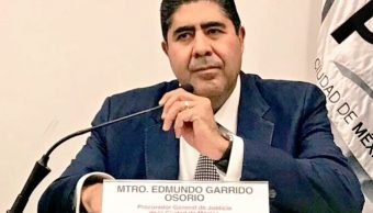 'El Betito' es investigado por homicidio asegura PGJ CDMX
