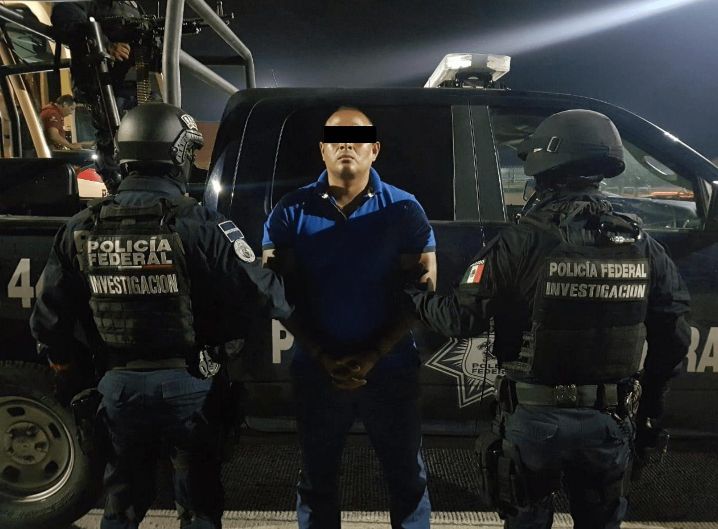 El Pantera 16, operador del Cártel del Golfo fue Policía