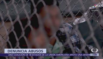 El Salvador denuncia abuso sexual contra niñas migrantes