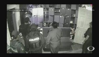 sspcdmx admite que policias no tenian orden para catear bar