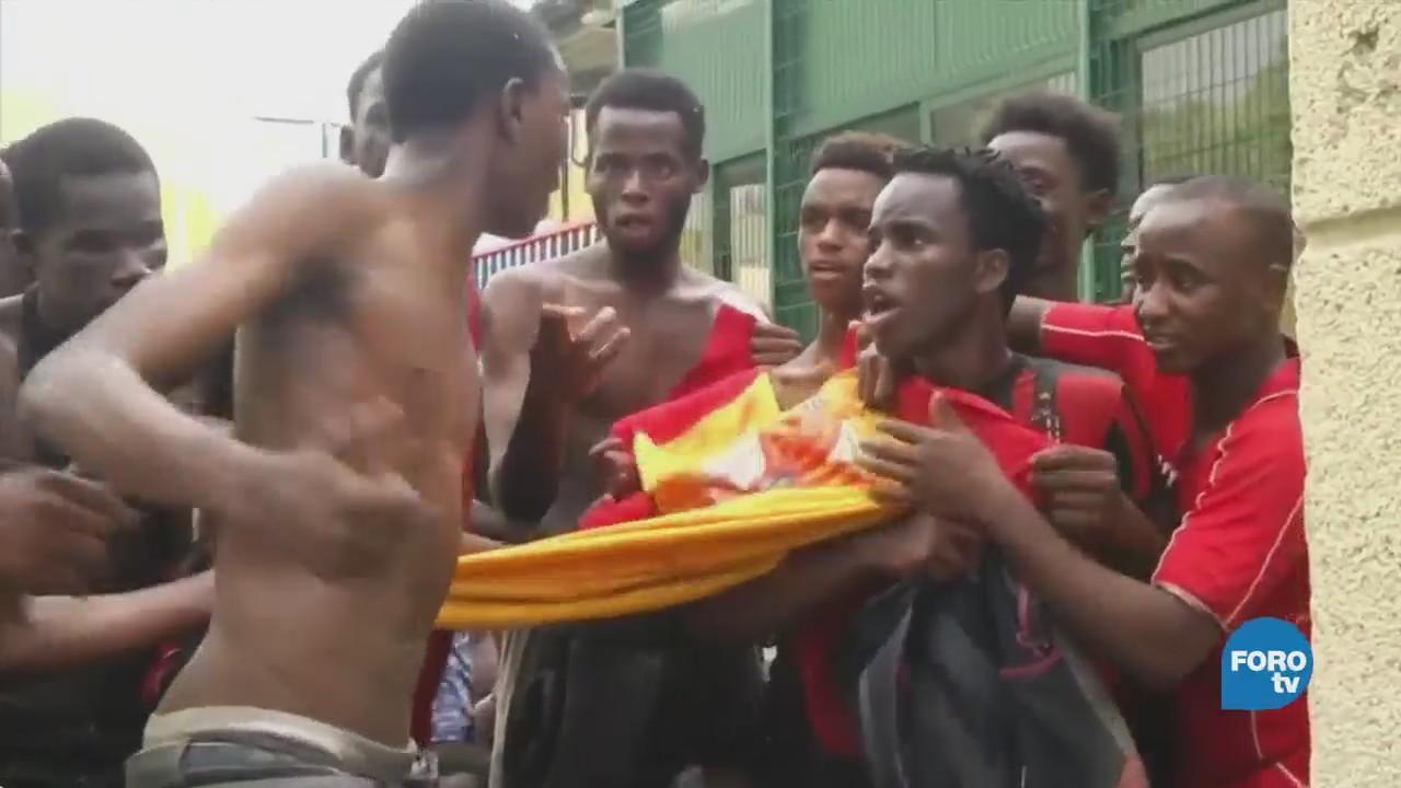 España y los expulsados de Ceuta