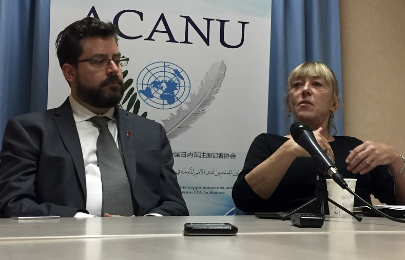 Diplomáticos del mundo debaten regulación de robots asesinos