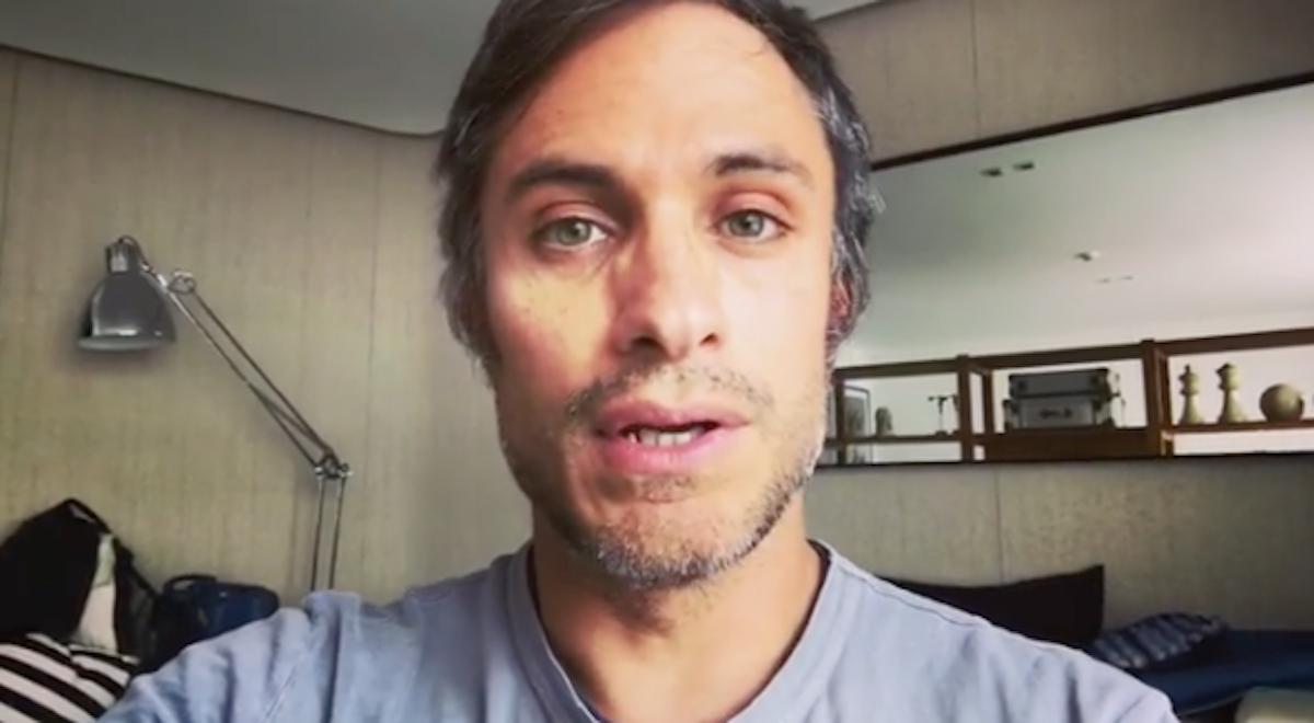 Gael García Redes Sociales Video Instagram Aborto