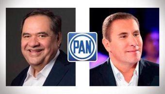 Gobernadores apoyan a Héctor Larios para presidir el PAN