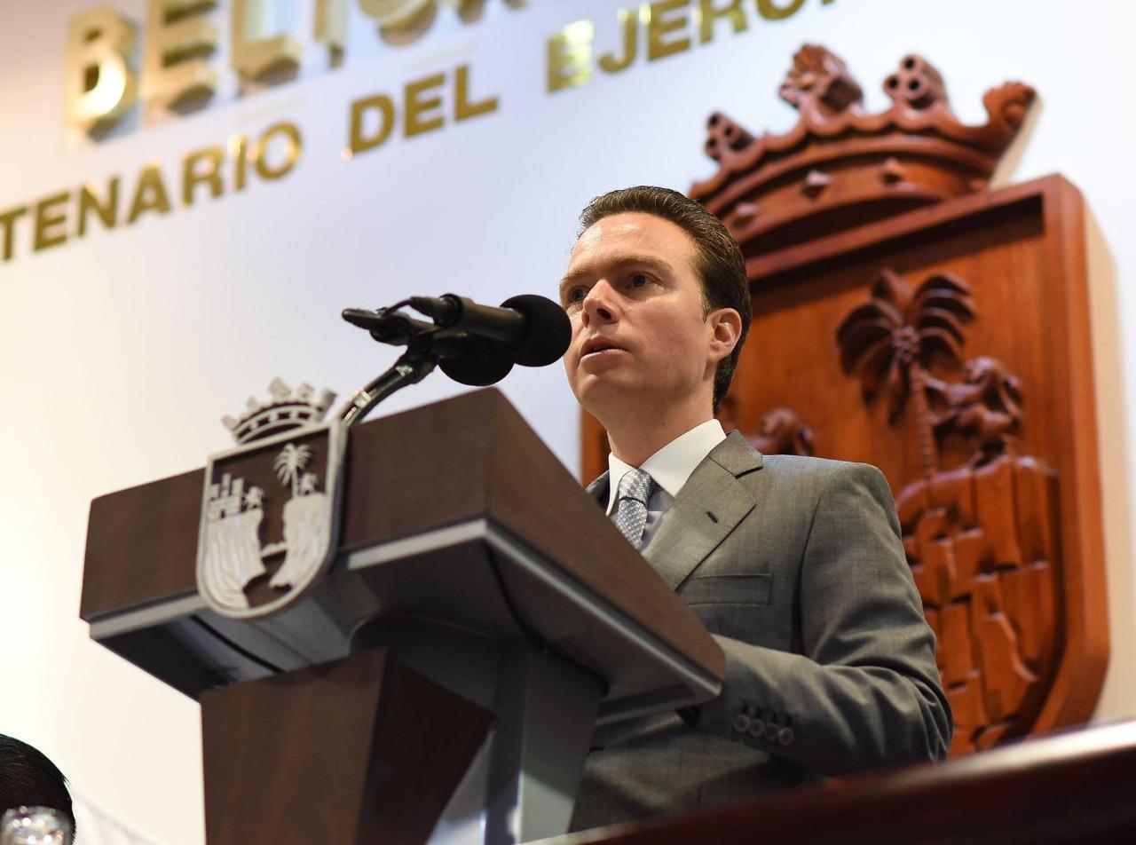 Velasco Coello sin impedimento regresar a la gubernatura