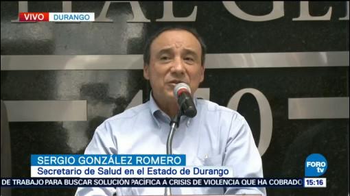 Informan Estado Salud Heridos Accidente Aéreo Durango