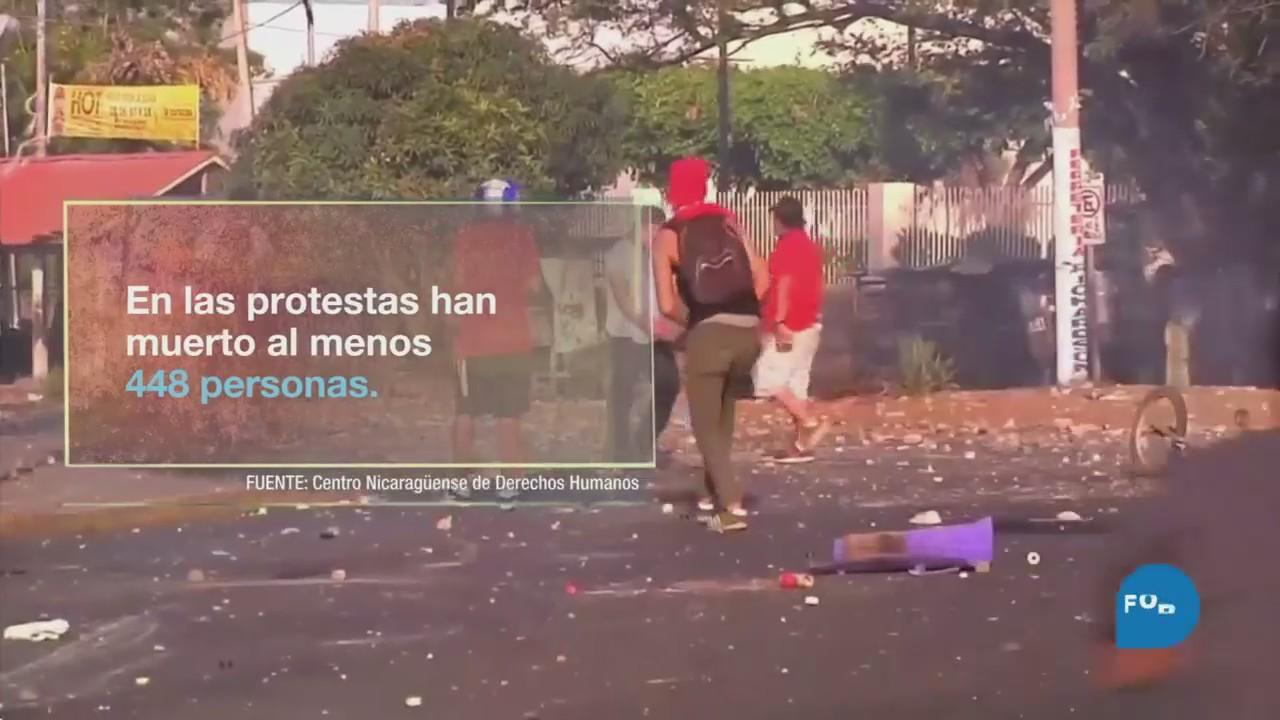 Inmigrantes nicaragüenses se desbordan en Costa Rica