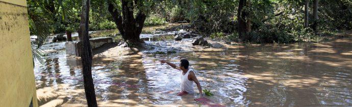 Inundaciones últimos meses culpa cambio climático