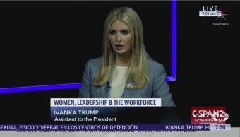 Ivanka Trump critica política de tolerancia cero