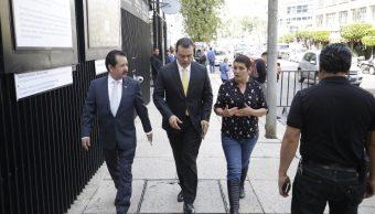 Juan Zepeda propondrá 40 mil pesos de salario para senadores