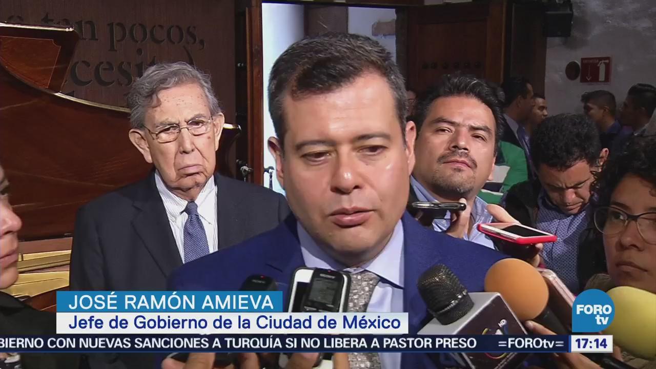 La Ciudad de México no será residencia para delincuentes