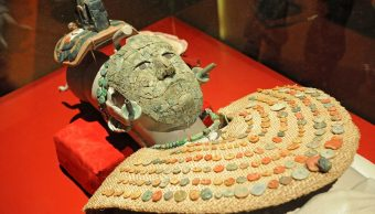 Museo del Templo Mayor exhibe a La Reina Roja