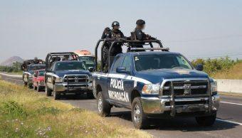 liberan secuestrado detienen dos delincuentes apatzingan michoacan